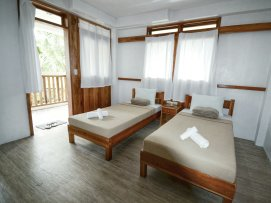 Standard Double Room (Twin Beds)